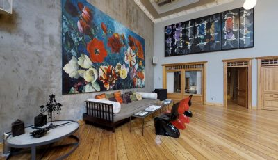 Fulya'da Özel Dekorasyonlu Ofis