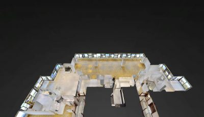 Suzer Plaza 23. kat 3D Model