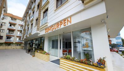 Sungurpen Tuzla Showroom 3D Model