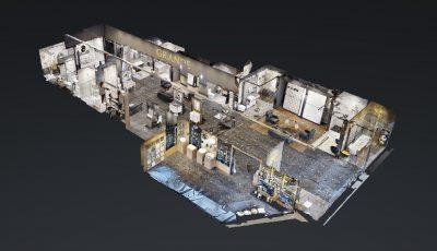 GRANDE SERAMİK KÜÇÜKÇEKMECE SHOWROOM 3D Model
