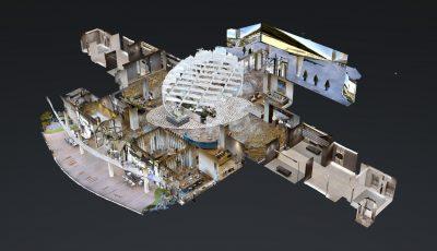 Acarblu Lobby 3D Model