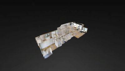 Terra İnşaat Sedef Apt 3D Model
