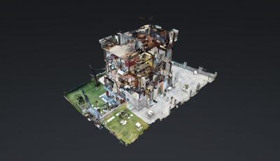 Yeniköy Ultralüks Villa 3D Model