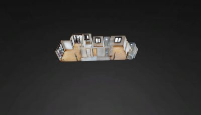 TERRA EMEK 2+1 3D Model