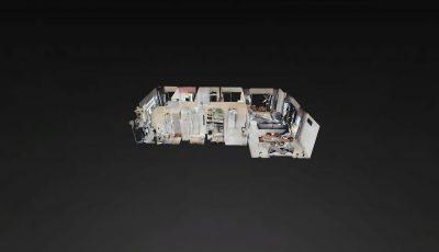 MARINA 24 3D Model