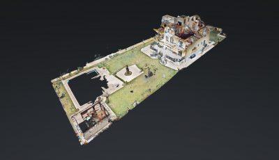 Kısıklı Sarı Köşk / Pınar İnce Özer 3D Model
