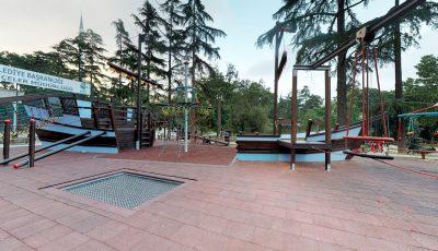 Kavacık Orhan Veli Kınık Parkı 3D Model