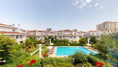 DAP Şelale Villaları Sitenin En İyi Konumlu, En Büyük Bahçeli Villası