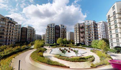 Rings İstanbul 'da Çok İyi Konumlu, Balkonlu, Depolu, 2 Araçlık Kapalı Otoparklı Fırsat 2+1