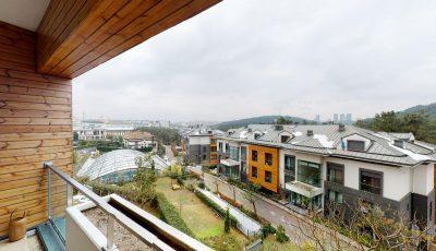 Antorman'da Kapalı Mutfaklı, Ebeveyn Banyolu, Giyinme Odalı, 16m2 Balkonlu Harika 2+1 3D Model